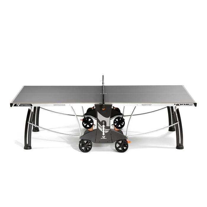 TABLE DE TENNIS DE TABLE FREE CROSSOVER 400S OUTDOOR GRISE - 1060363