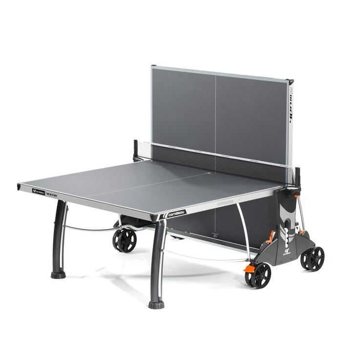 TABLE DE TENNIS DE TABLE FREE CROSSOVER 400S OUTDOOR GRISE - 1060365