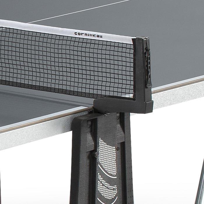 Tischtennisplatte 250S Crossover Outdoor grau