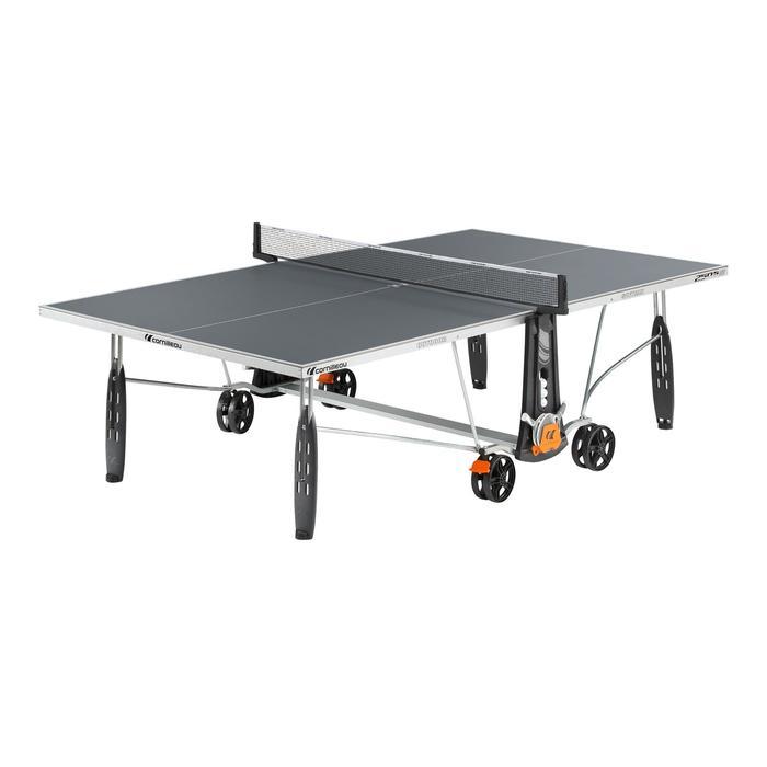 TABLE DE TENNIS DE TABLE FREE CROSSOVER 250S OUTDOOR GRISE - 1060378