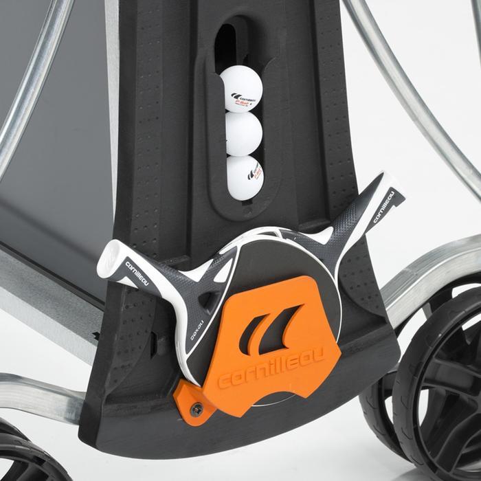 Tafeltennistafel outdoor 300S Crossover grijs - 1060385