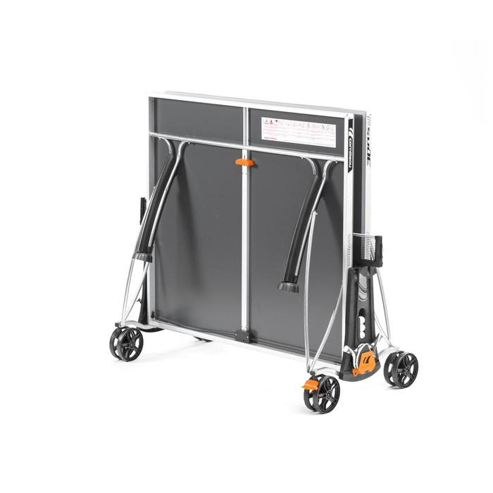 Tafeltennistafel outdoor 300S Crossover grijs - 1060386