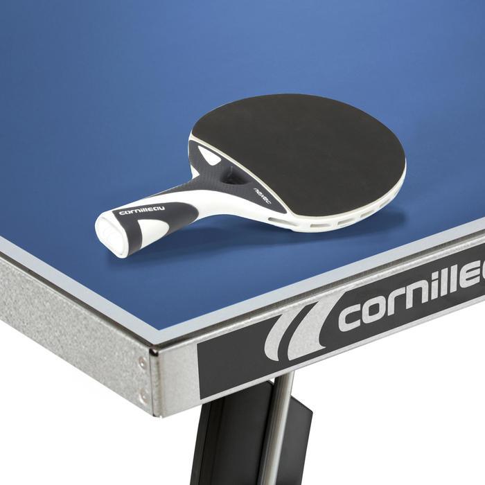 TABLE DE TENNIS DE TABLE FREE CROSSOVER 300S OUTDOOR GRISE / BLEUE - 1060391