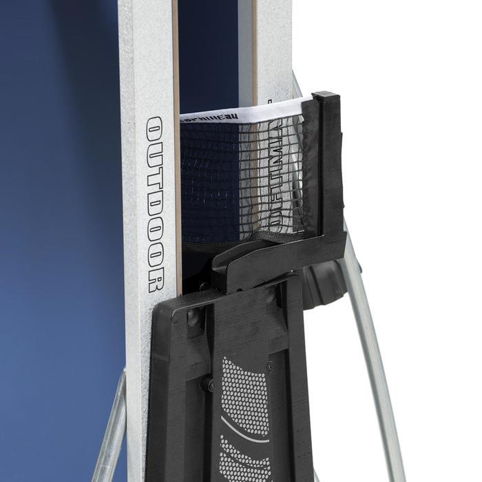 Tafeltennistafel outdoor 300S Crossover blauw - 1060393