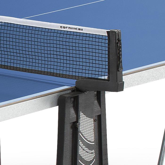 Tafeltennistafel outdoor 300S Crossover blauw - 1060394