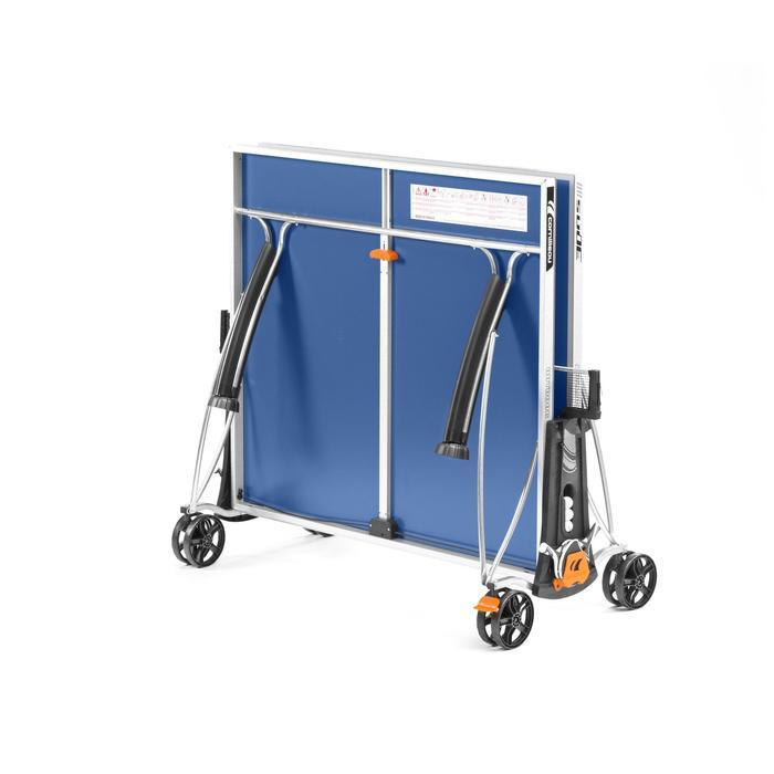 Tafeltennistafel outdoor 300S Crossover blauw - 1060398