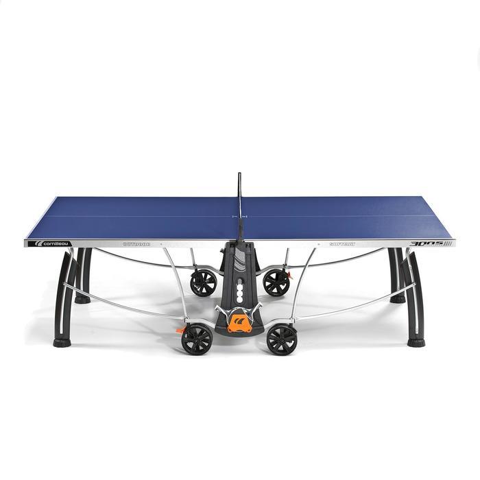 Tafeltennistafel outdoor 300S Crossover blauw - 1060399