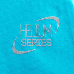 Windjack trekking Helium Wind 500 uv-werend dames met opdruk - 1060471
