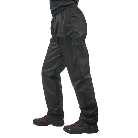 Surpantalon imperméable de randonnée nature - NH500 Imper - Hommes