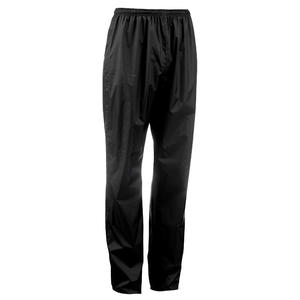 Men's Rain Pants NH500 Hiking Over-Trousers - Black