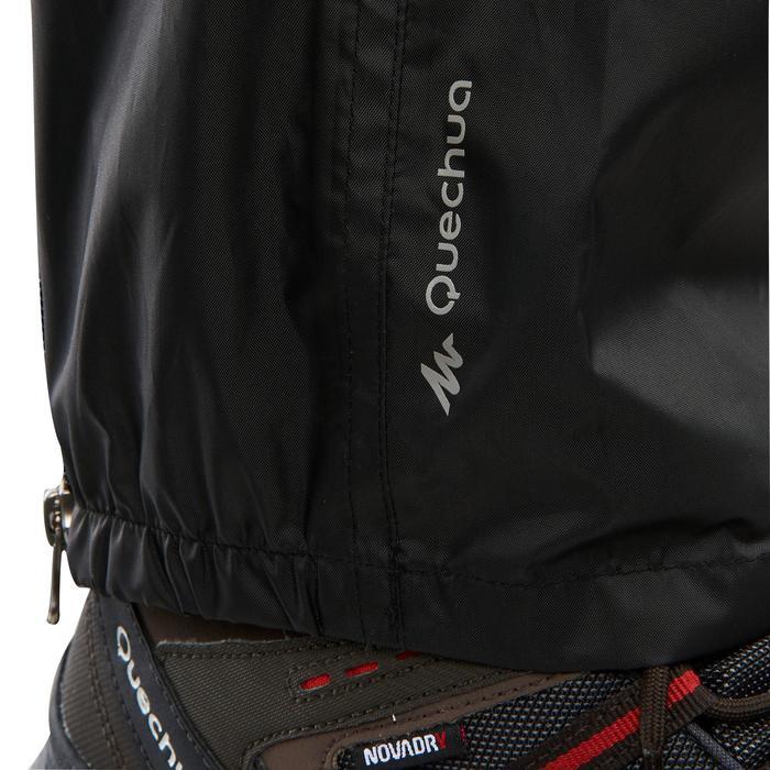 Regenhose NH500 Protect Herren schwarz für Naturwanderungen