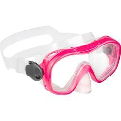 Masque de plongée ou de snorkeling 100 adulte