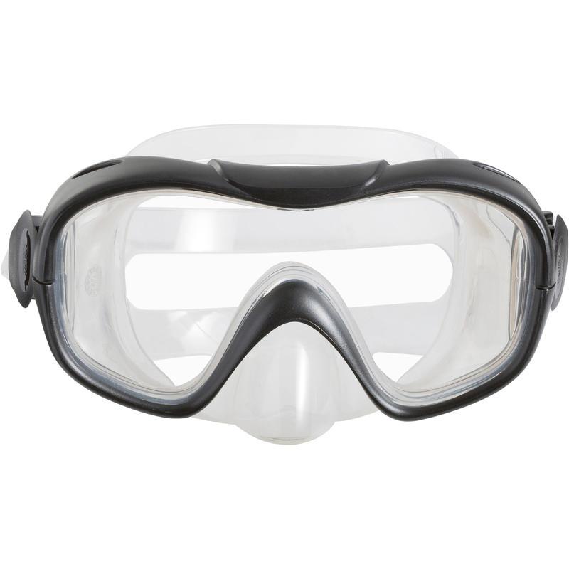 Kid's Snorkeling Kit SNK 500 - Blue Black