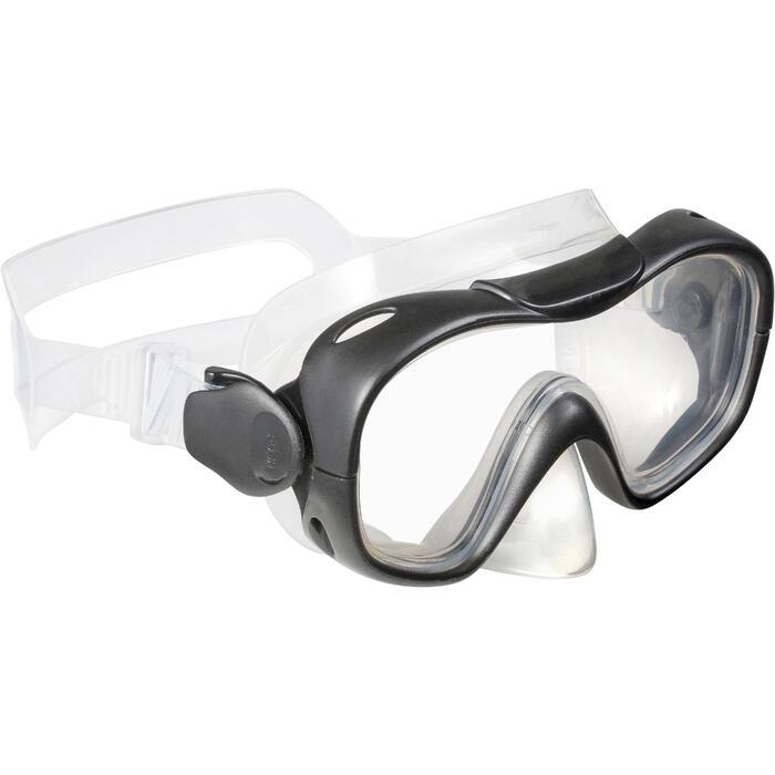 Kit de snorkeling PMT palmes masque tuba 100 enfant - 1060796