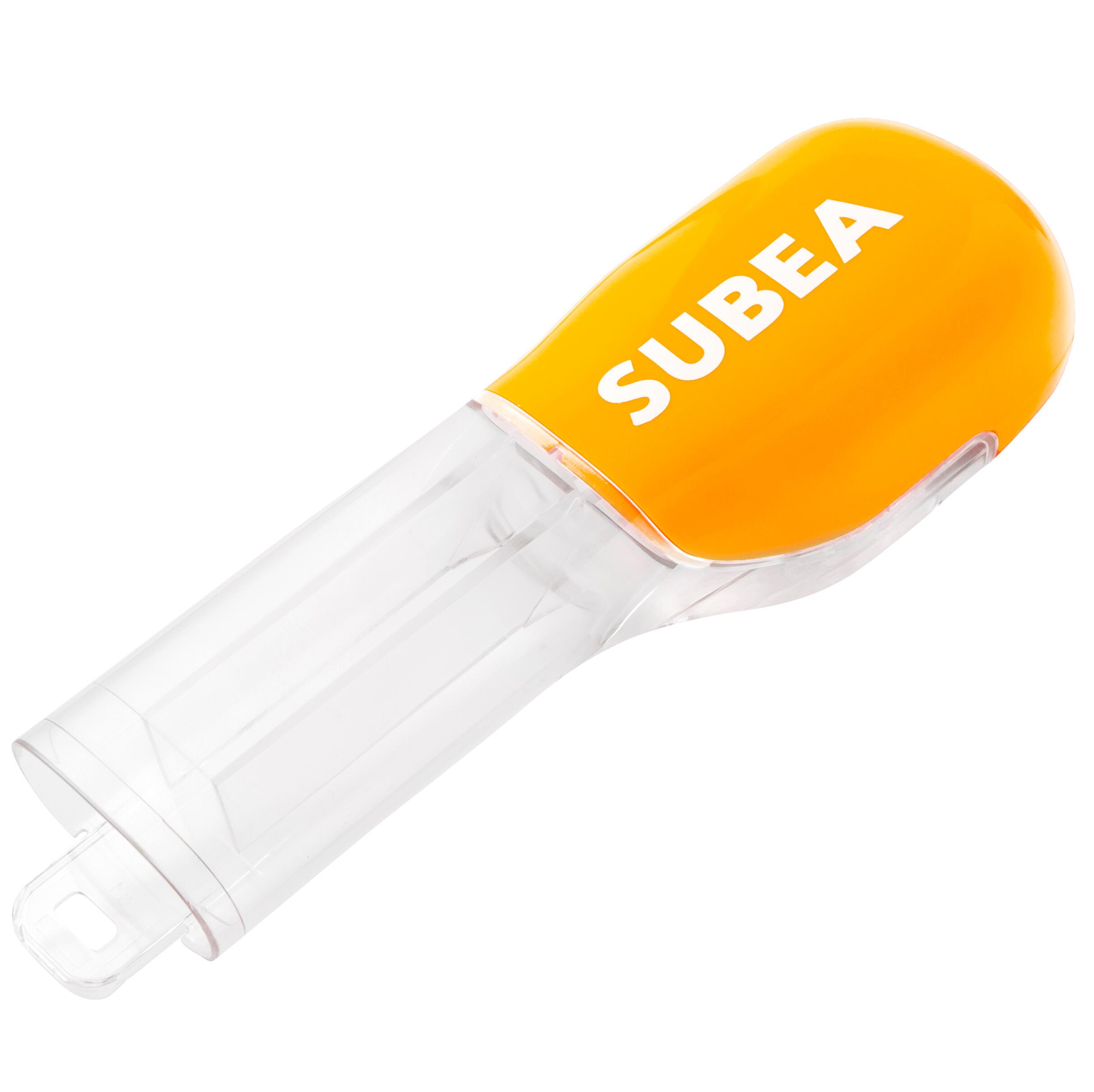 Tuba masque de snorkeling Easybreath