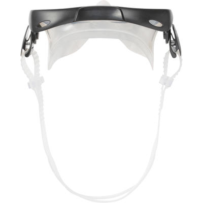 Kid's Snorkelling Kit Mask Snorkel SNK 500 blue black