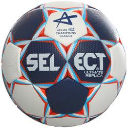 Handbal replica Ultimate Champions League maat 3 blauw wit rood - 1060966