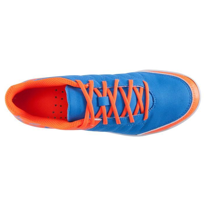 Chaussure de football enfant terrains durs Agility 300 HG noire - 1060986