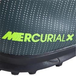 Voetbalschoenen Mercurial CR7 Vortex TF voor kinderen zwart - 1061069