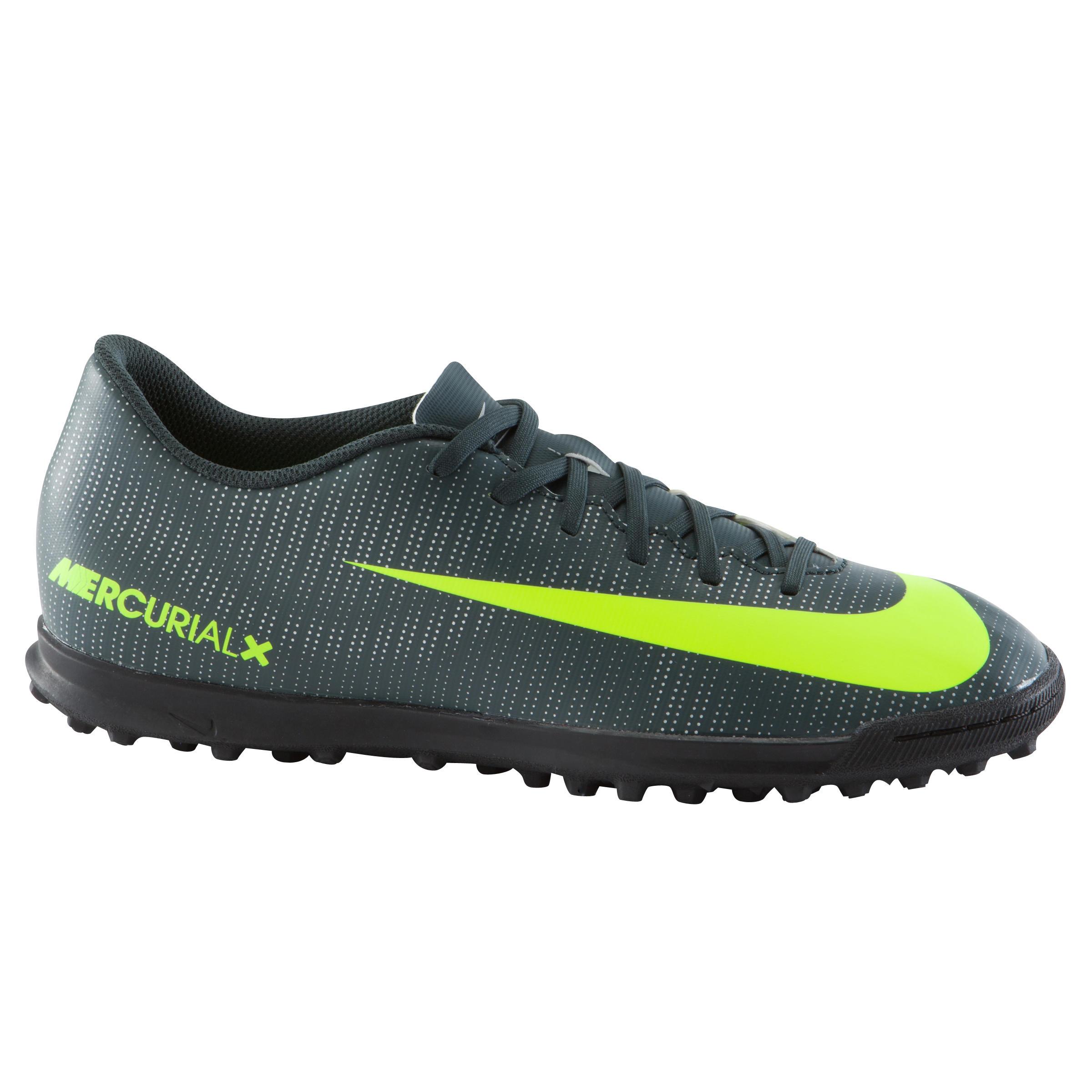 Nike Voetbalschoenen Mercurial CR7 Vortex TF voor volwassenen zwart