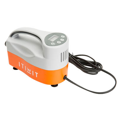 0-15PSI 12V/15A ELECTRIC PUMP FOR INFLATABLE STAND-UP-PADDLE BOARDS AND KAYAKS