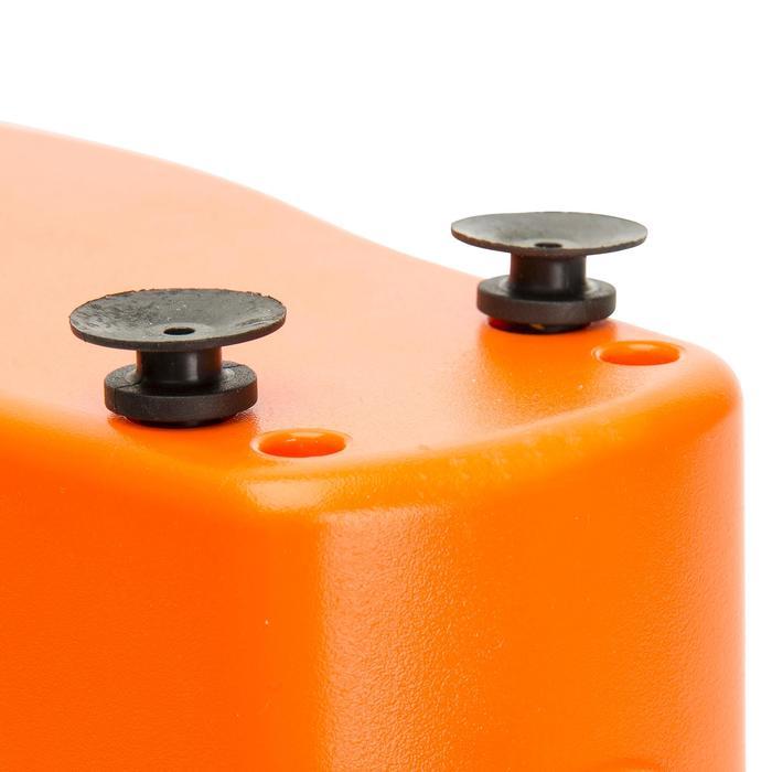 充氣立式槳片及皮艇專用0-15PSI 12V/15A電泵