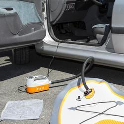 Elektropumpe 0–15PSI 12V für SUP-Board und Kajak aufblasbar