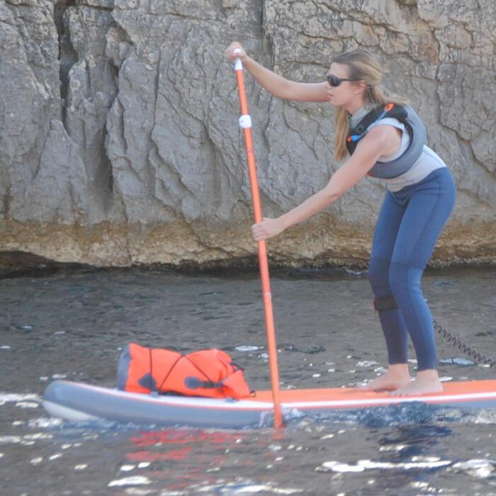 Wasserfeste Tasche 40l orange