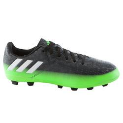 Voetbalschoenen Messi 16.4 FG voor kinderen zilver/groen
