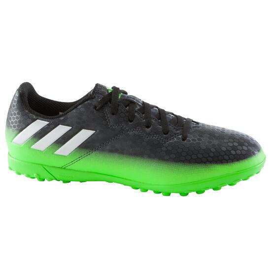 Voetbalschoenen kinderen Messi 16.4 TF groen/zwart - 1061601