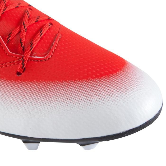 Chaussure football adulte Messi 16.3 FG rouge blanc - 1061632