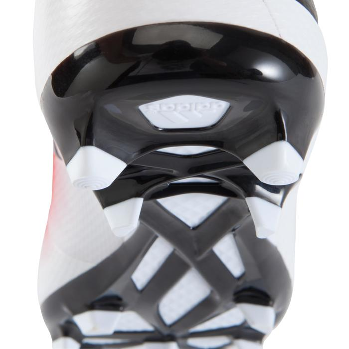 Chaussure football adulte Messi 16.3 FG rouge blanc - 1061633