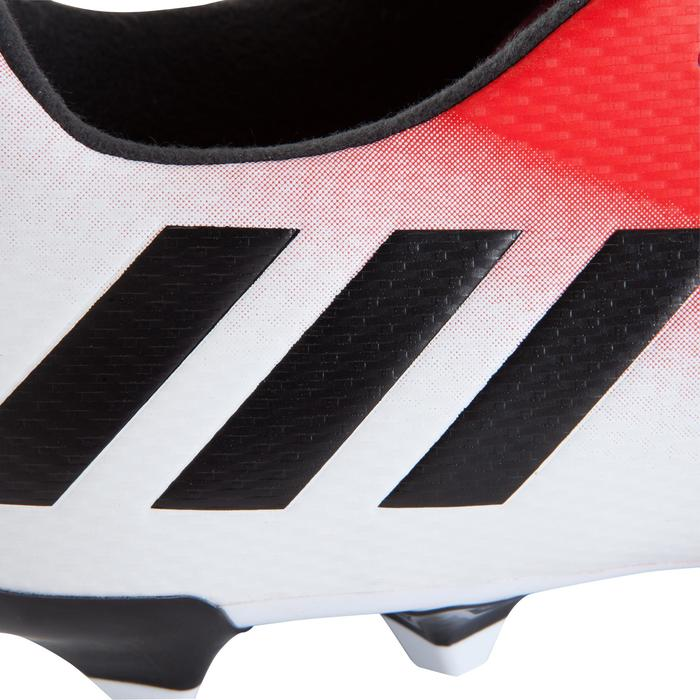 Chaussure football adulte Messi 16.3 FG rouge blanc - 1061637