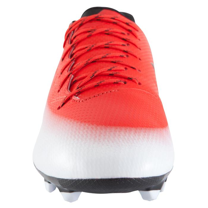 Chaussure football adulte Messi 16.3 FG rouge blanc - 1061638