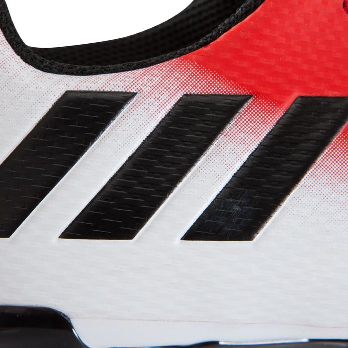 Chaussure football enfant Messi 16.3 FG rouge blanc noir - 1061644