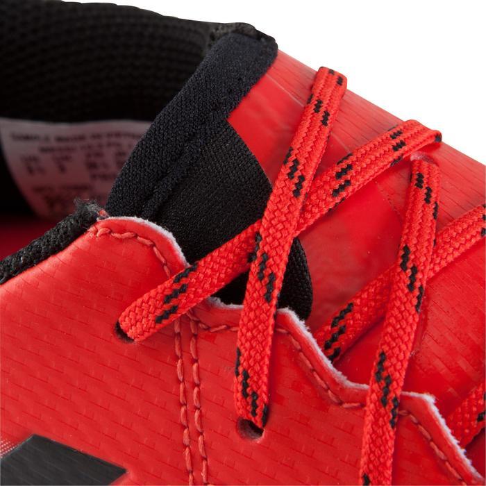 Chaussure football enfant Messi 16.3 FG rouge blanc noir - 1061645