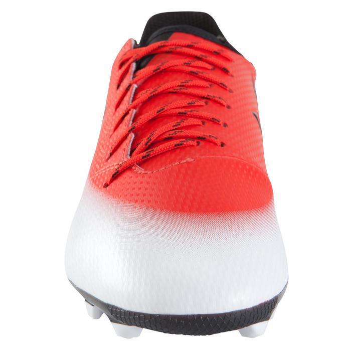 Chaussure football enfant Messi 16.3 FG rouge blanc noir - 1061647