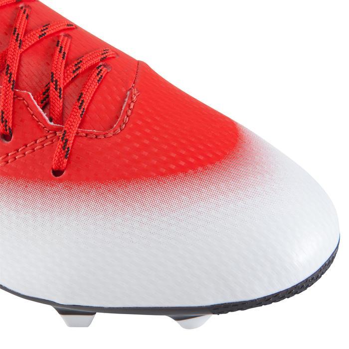 Chaussure football enfant Messi 16.3 FG rouge blanc noir - 1061648