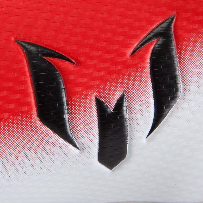 Chaussure football enfant Messi 16.3 FG rouge blanc noir - 1061649