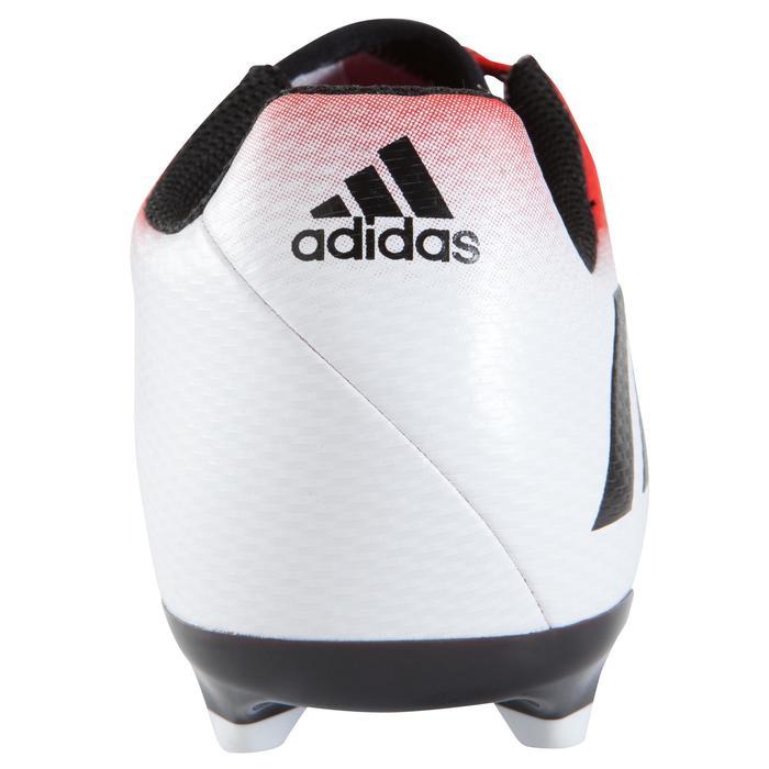 Chaussure football enfant Messi 16.3 FG rouge blanc noir - 1061651