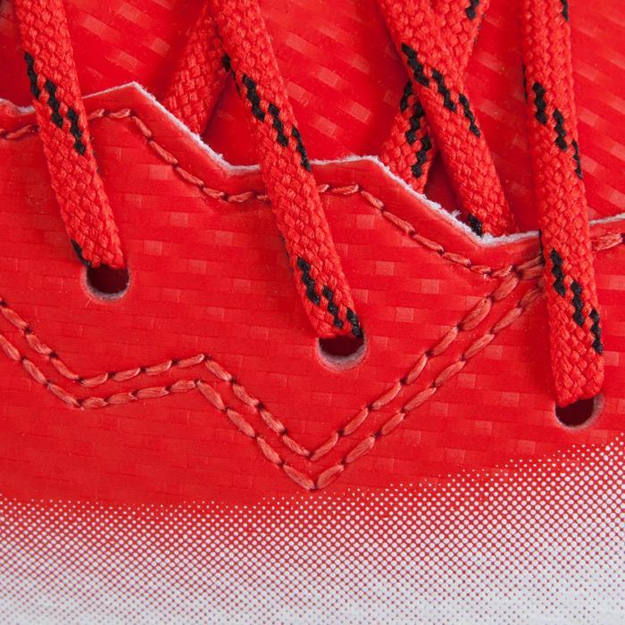 Chaussure football enfant Messi 16.3 FG rouge blanc noir - 1061656