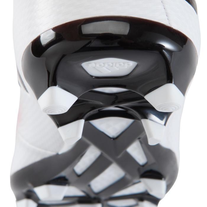 Chaussure football enfant Messi 16.3 FG rouge blanc noir - 1061657