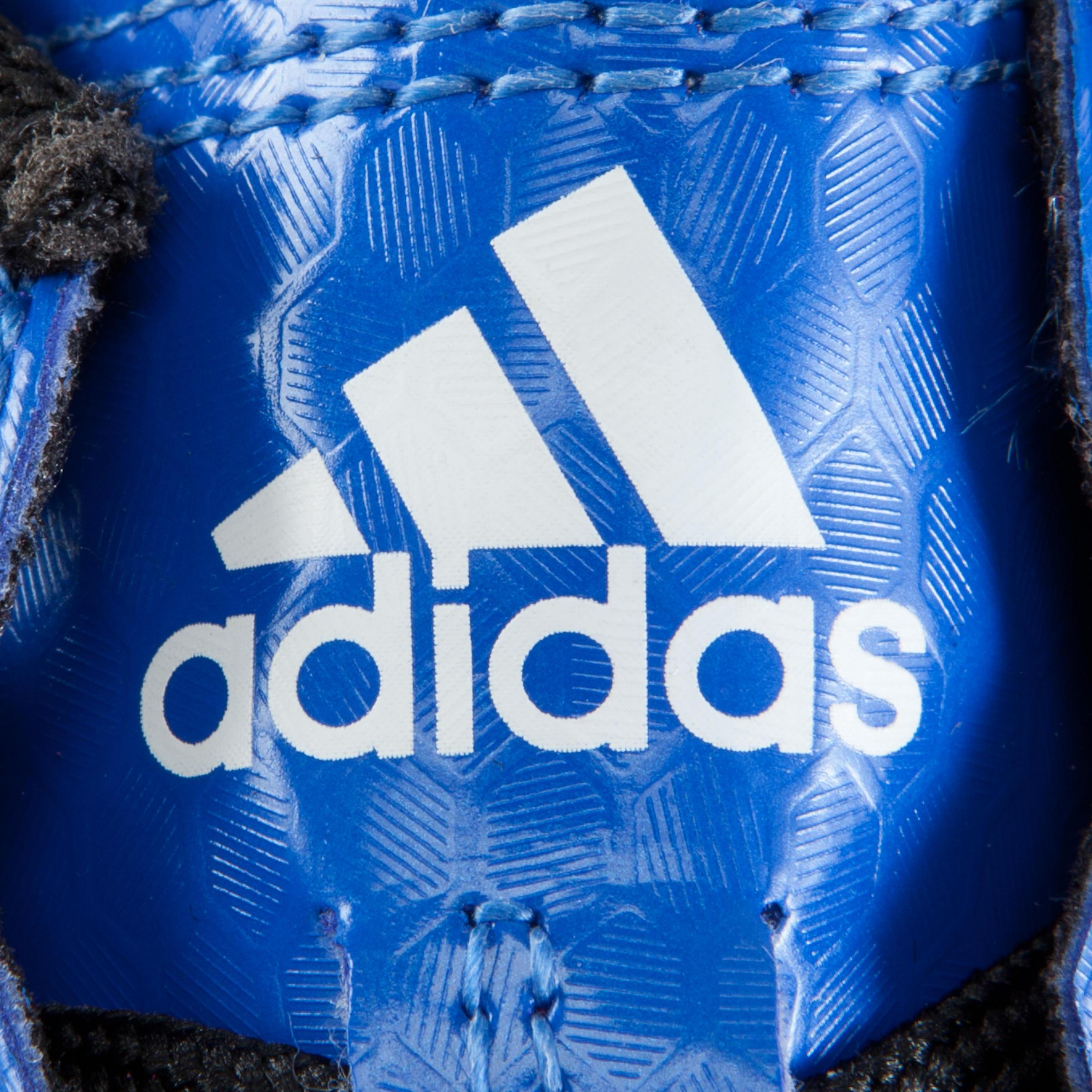 Voetbalschoenen Messi 16.4 FG voor kinderen blauw-roze