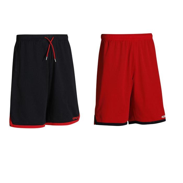 Short basketball adulte Reversible - 1061769