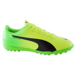 Voetbalschoenen Evospeed 5.4 HG, volwassenen, geel/groen