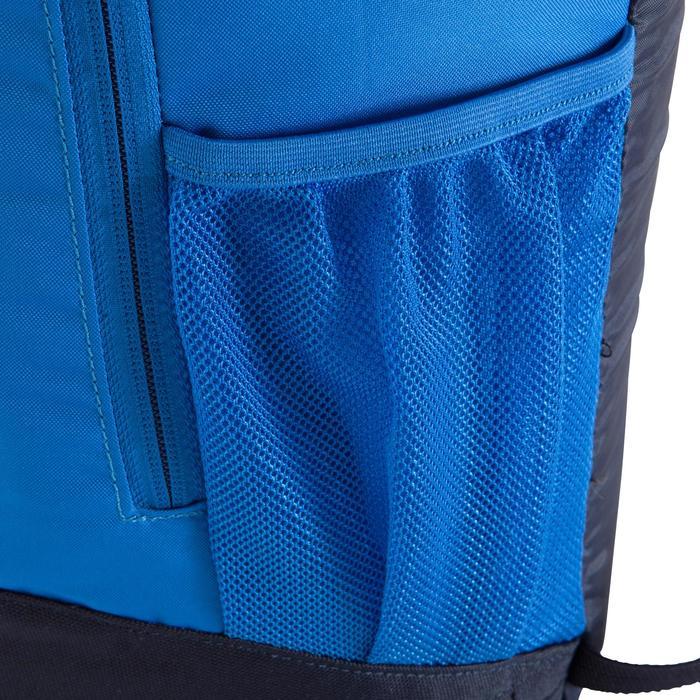 Sac à dos de sports collectifs Intensif  20 litres bleu jaune