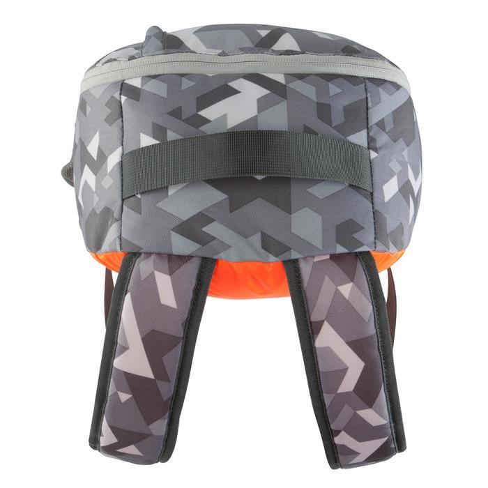 Sac à dos de sports collectifs Intensif  20 litres gris chiné - 1061892