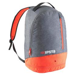 Sac à dos de sports collectifs Intensif  20 litres gris chiné