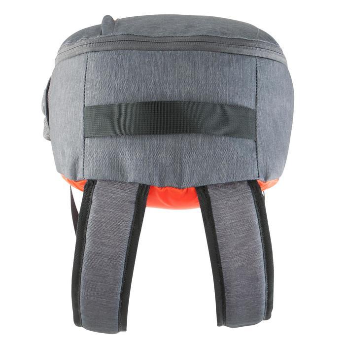 Sac à dos de sports collectifs Intensif  20 litres gris chiné - 1061908