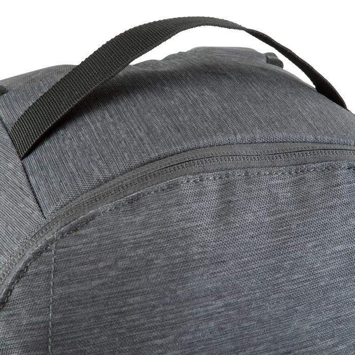 Sac à dos de sports collectifs Intensif  20 litres gris chiné - 1061910